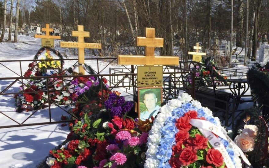 Mįslingos elitinių Rusijos specialiųjų pajėgų karių žūtys