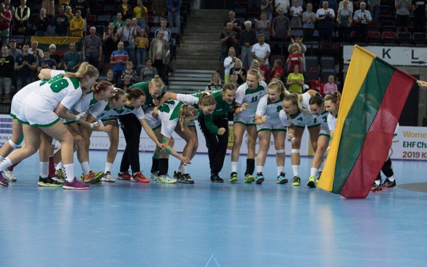 Lietuvos U19 rankinio rinktinė