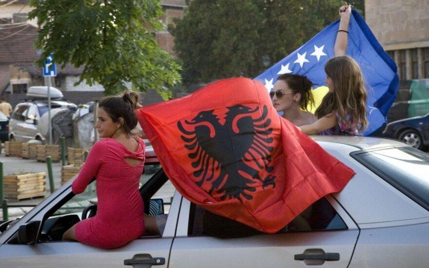 Serbija atmetė ES tarpininkautą susitarimą dėl Kosovo