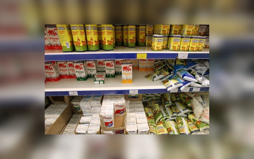 Kada prekybininkai brangins maisto produktus?
