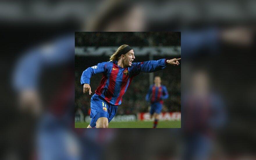 "Maxi Lopez (""FC Barcelona"")"