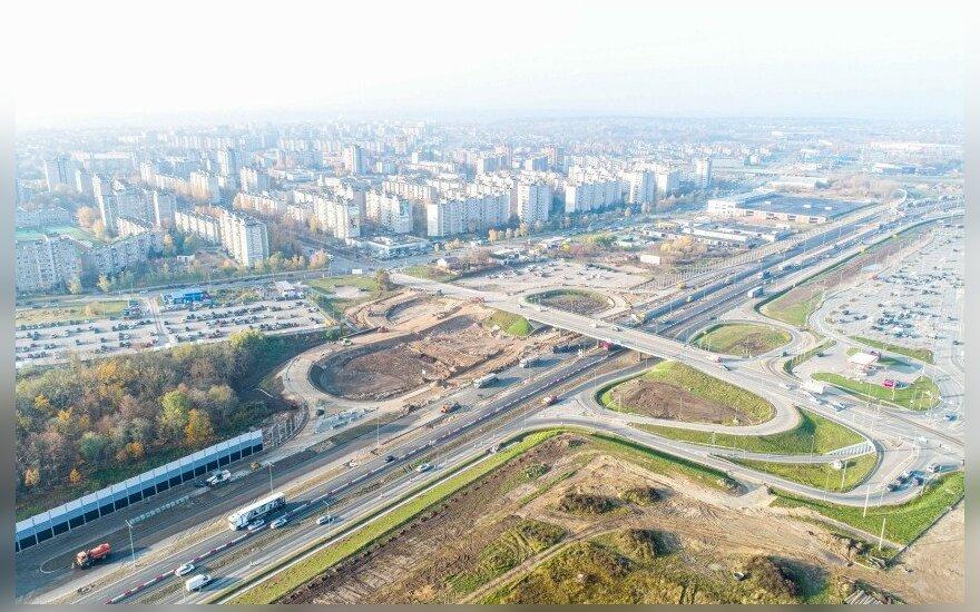 Magistralinis kelias Vilnius–Kaunas–Klaipėda