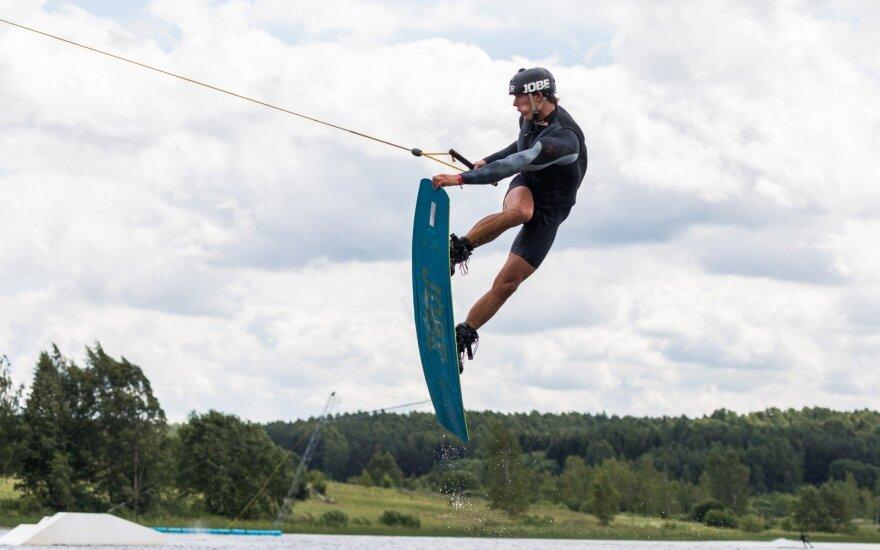 Vandenlenčių sportas