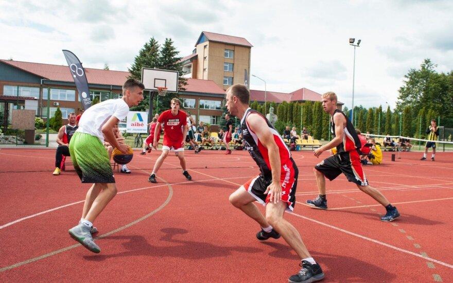 3x3 krepšinis (Foto: 3x3 krepšinio asociacija)