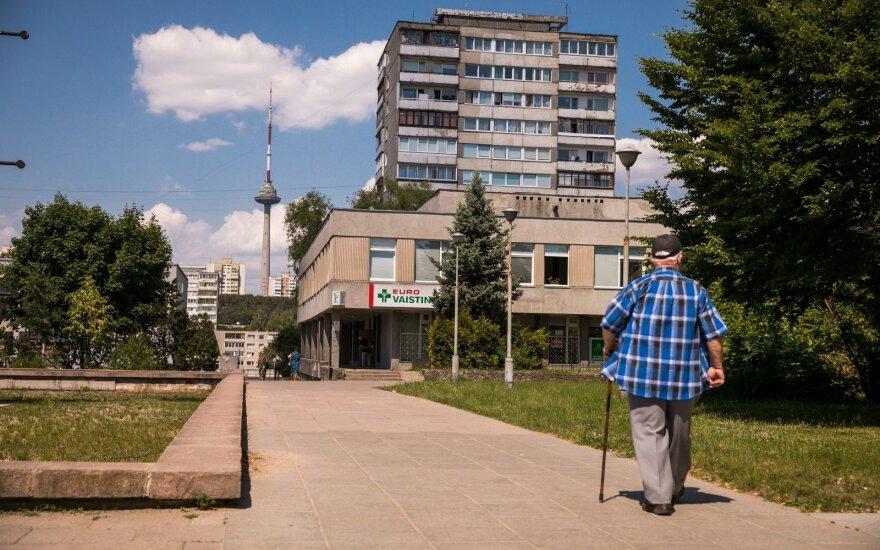 Idėja Lietuvai, pakeisianti niūrų miegamųjų rajonų veidą: kiekviename – po gerovės centrą