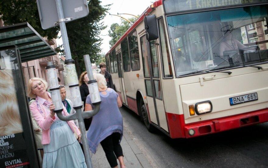 Gyventojai susirūpino dėl Vilniaus viešojo transporto pokyčių