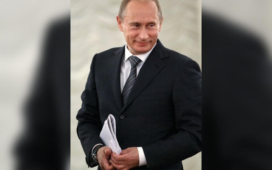 V.Putinas ir magnatai gelbsti vieni kitus per krizę