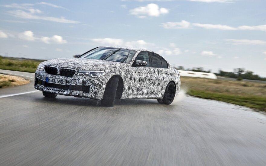 """""""BMW M5"""""""