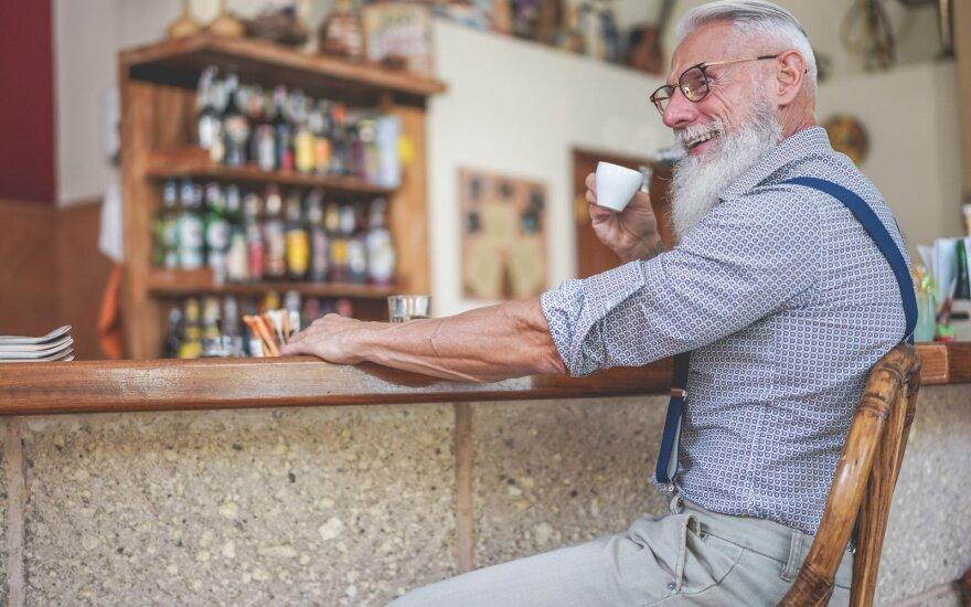 Pensininkas Italijoje