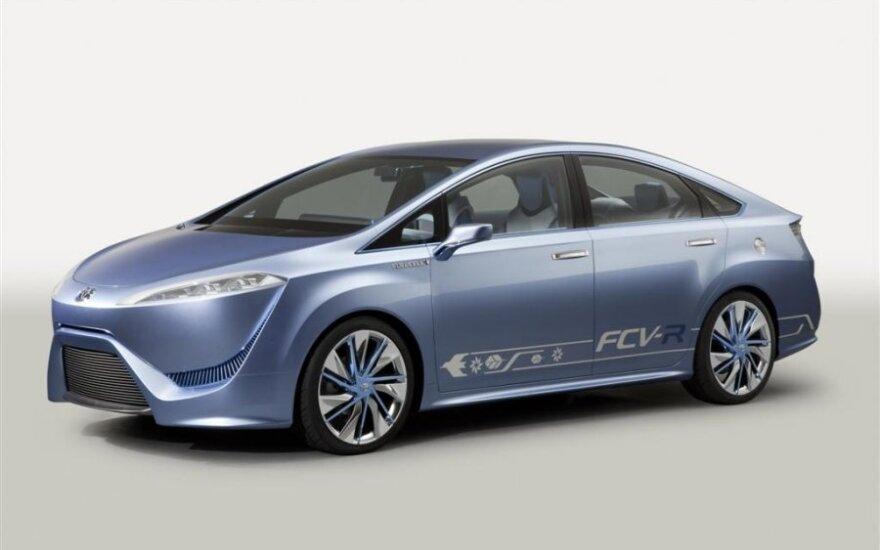 Toyota FCV-R koncepcija