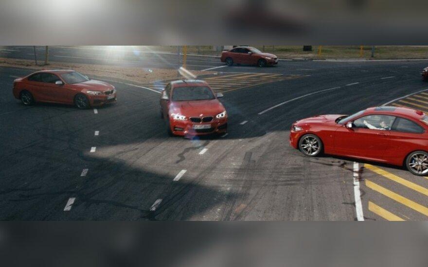 BMW M235i reklama