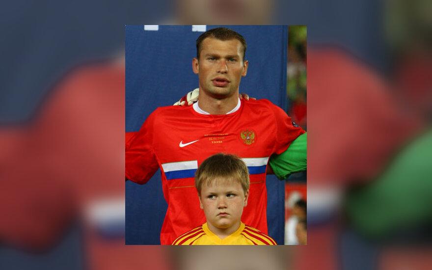 Rytis Bugajecas ir Vasilijus Berezuckis