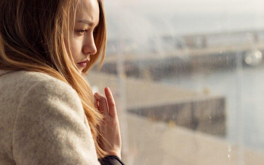 Depresija – tai liga, turinti daug požymių