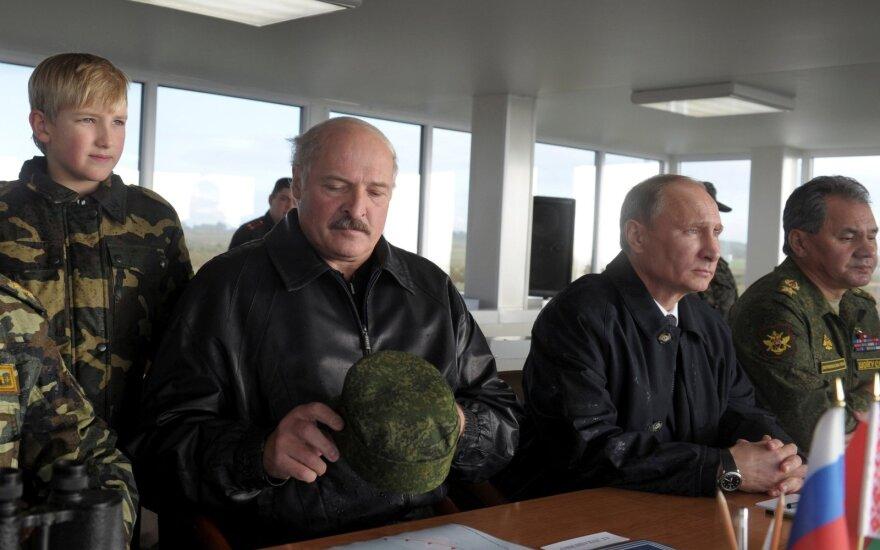 """""""Zapad"""" atskleidė – ne tik Rusija ir Baltarusija kariautų prieš NATO"""