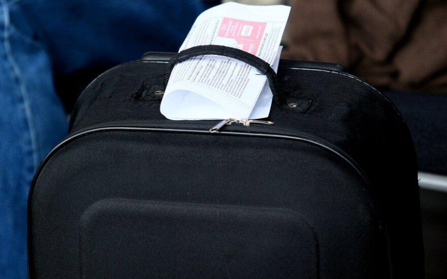 Varšuvos oro uoste siautė bagažo vagių gauja