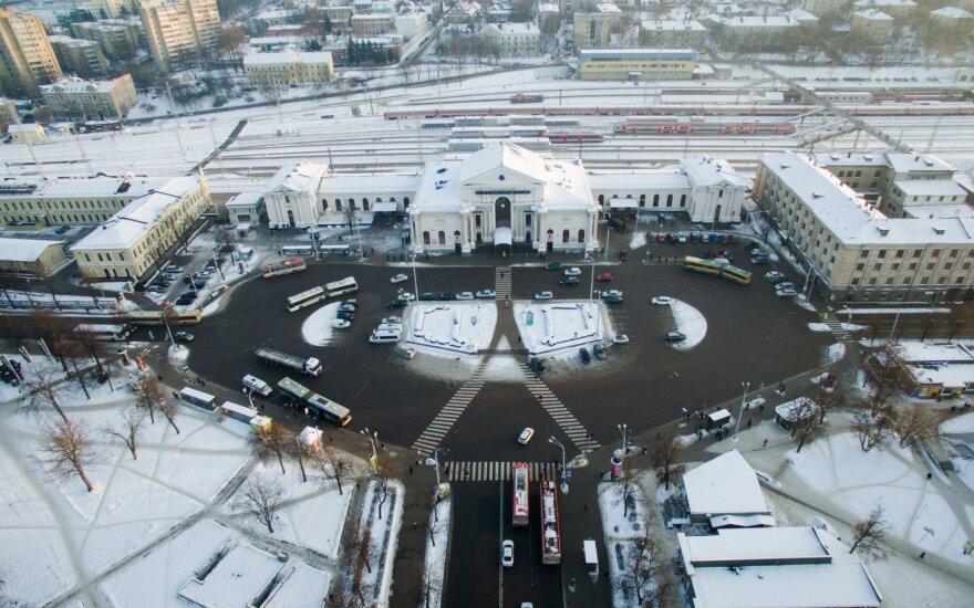 Žiedinė sankryža Vilniuje – vairuotojai tiesiog priversti pažeisti taisykles