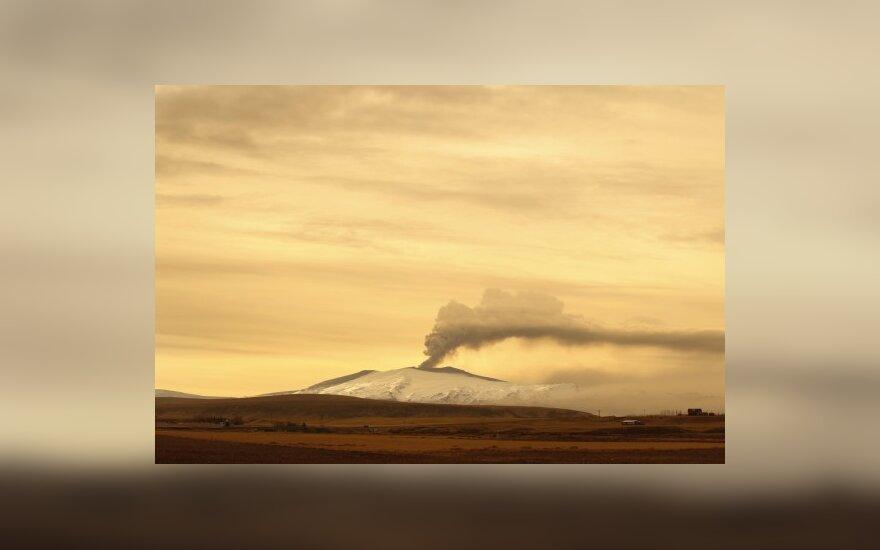 Ugnikalnio pelenų krizė: Europos Komisijos atsakymai