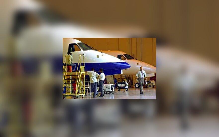 Jet air craft