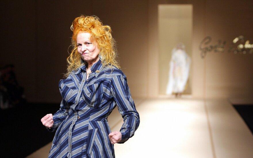 Vivienne Westwood, filmo kadrai /Foto: Greenwitch Entertainment