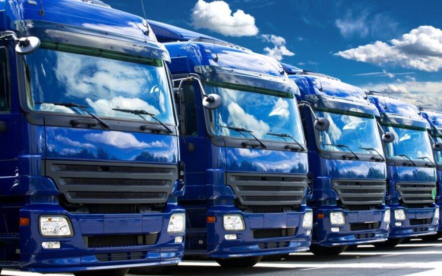 Plytos formos sunkvežimių eros pabaiga