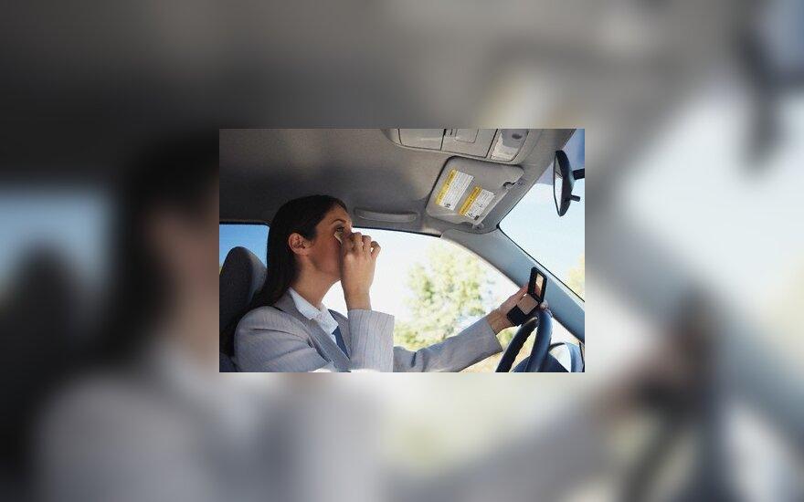 Vairuotoja