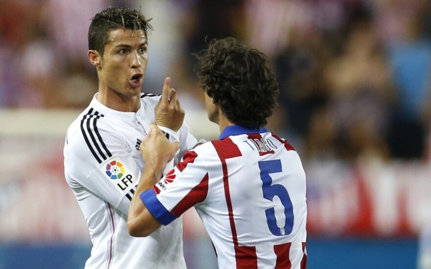 """""""Atletico"""" - """"Real"""""""