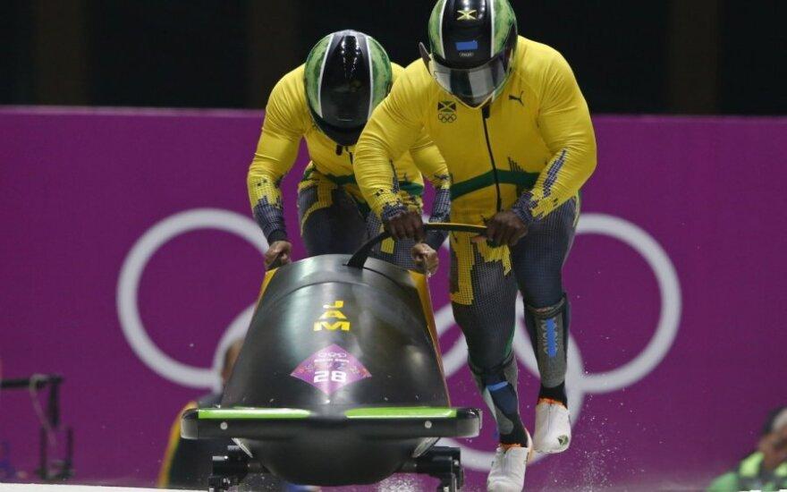 Jamaikos bobslėjaus komanda