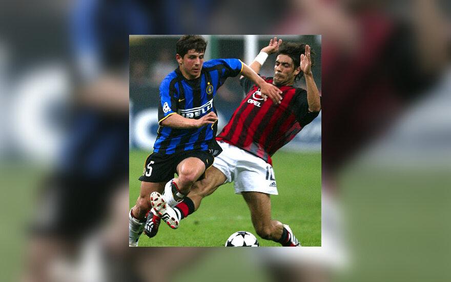 """""""AC Milan"""" ir """"Inter"""""""