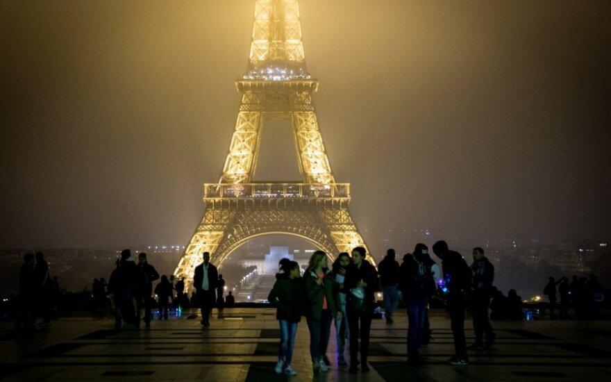 Prancūzija išlieka populiariausia šalis tarp turistų
