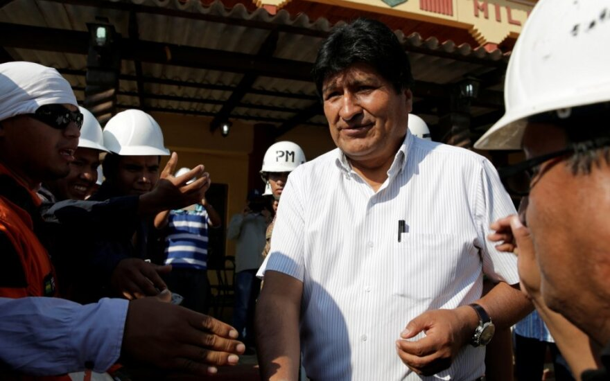 Evo Moralesas