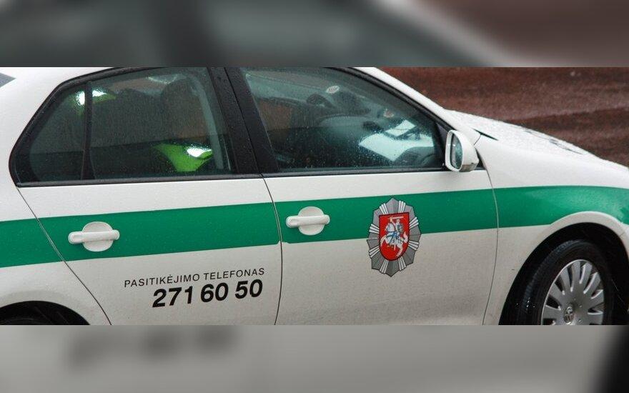 Policija šventinį savaitgalį stiprina patruliavimą visoje šalyje