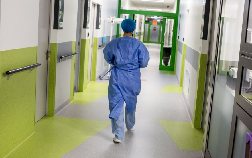 Santaros klinikų Infekcinių ligų centro Priėmimo ir skubios pagalbos skyrius