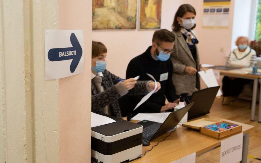 Ministerija išleidžia saviizoliacijoje esančius rinkėjus balsuoti