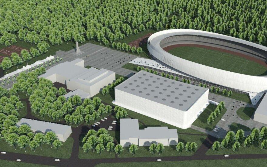 Teismas atmetė pretenzijas dėl Kauno stadiono rekonstrukcijos