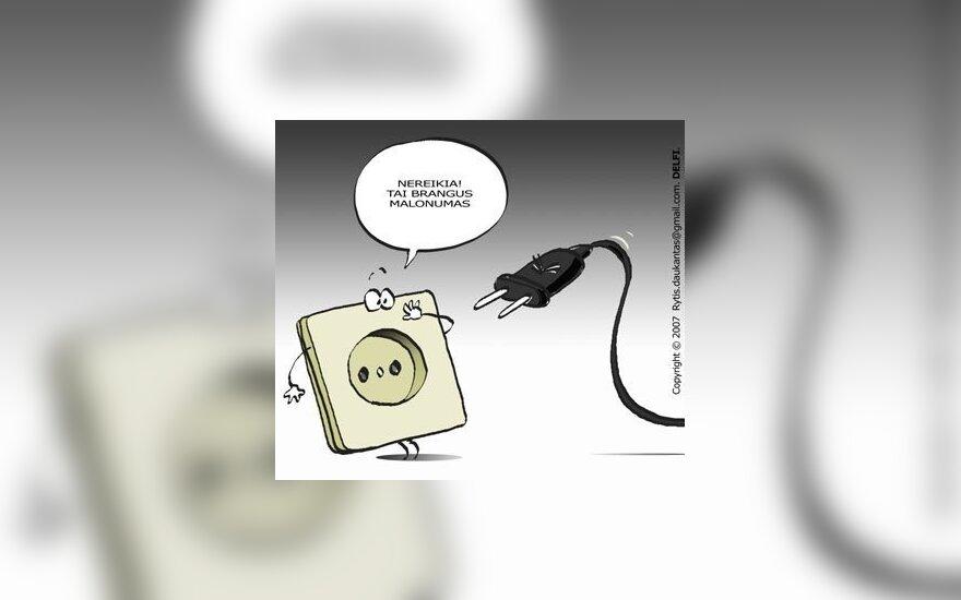 VKEKK: perskaičiavus elektros kainą, gyventojai skirtumo nepajustų