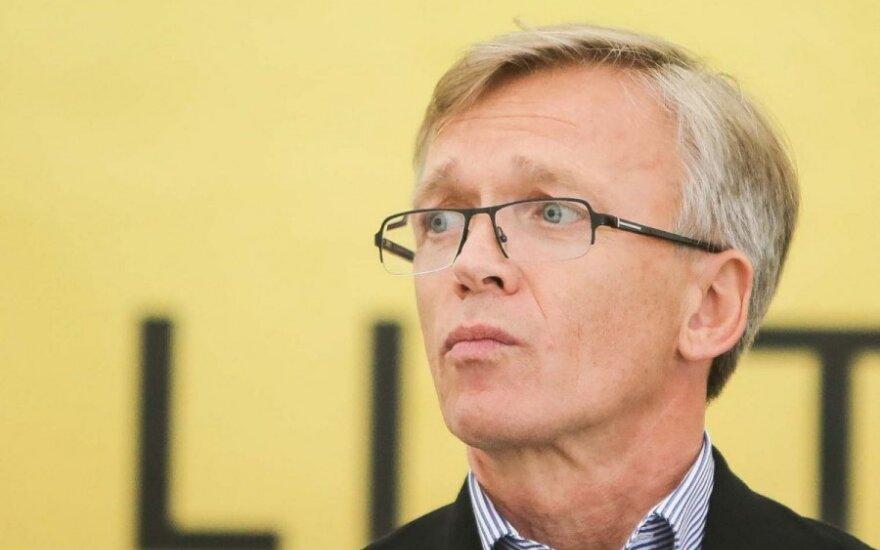 """Ukrainos politikas """"Hanner"""" grupei turi sumokėti 5 mln. eurų"""