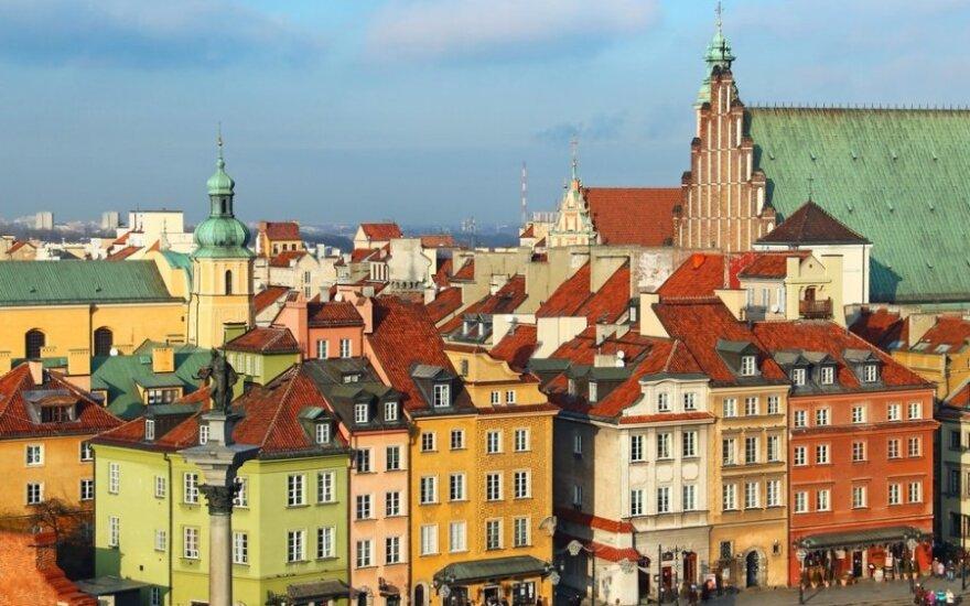 Lenkijoje renkama informacija apie šalyje gyvenančius užsieniečius