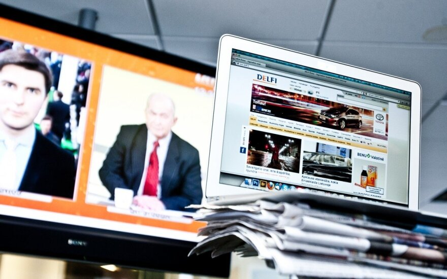 Lithuanian president vetoes amendments allowing political control of media