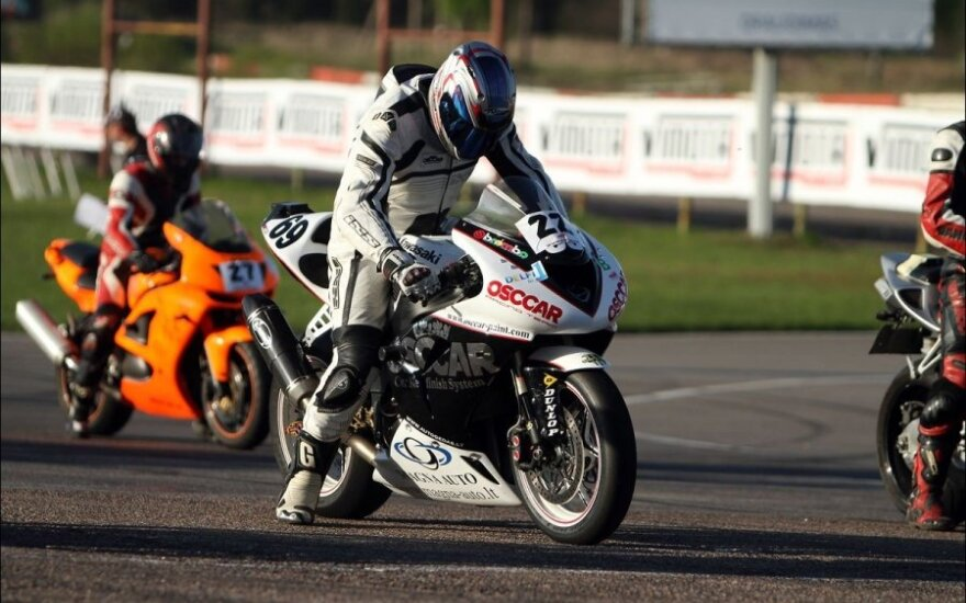 Vrooam Oil Trophy 2014 motociklų lenktynės