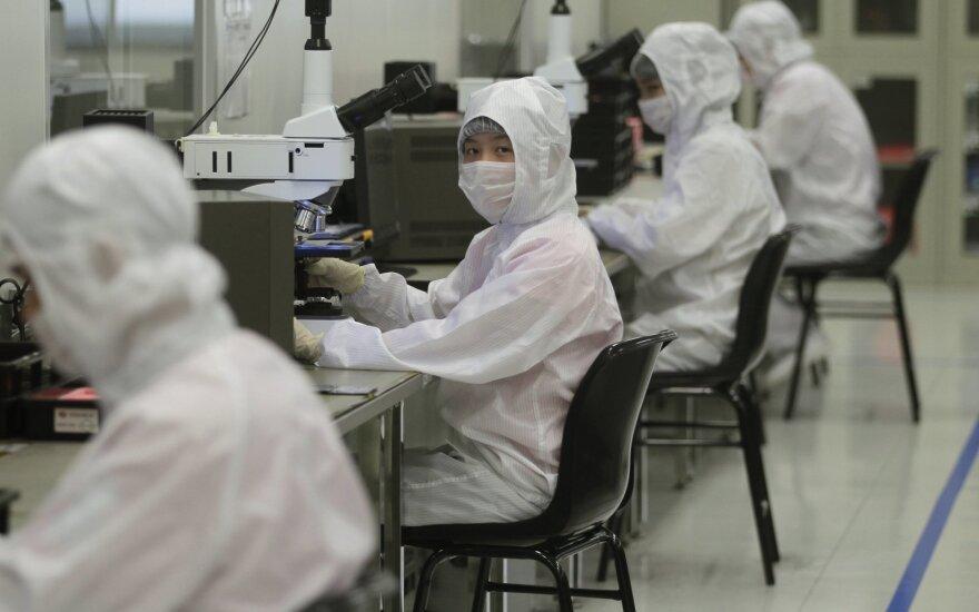 Kinija atmeta įtarimus dėl koronaviruso kilmės