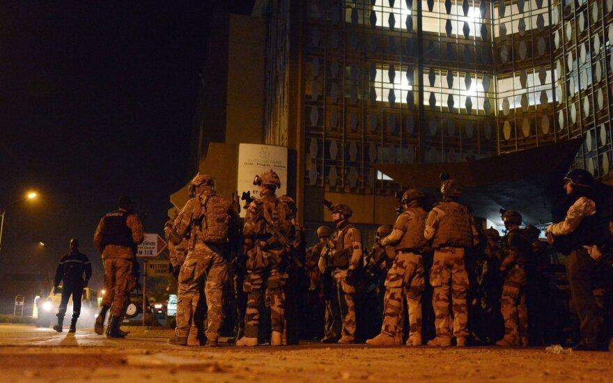 Išpuolis Burkina Faso viešbutyje