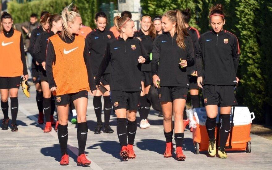 "FC ""Barcelona"" moterų komanda"