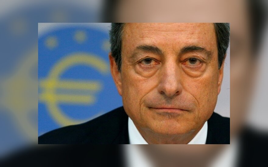 Draghį neramina tarptautinių santykių būklė
