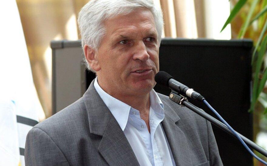 Česlovas Garbaliauskas, Lietuvos studentų sporto asociacijos prezidentas