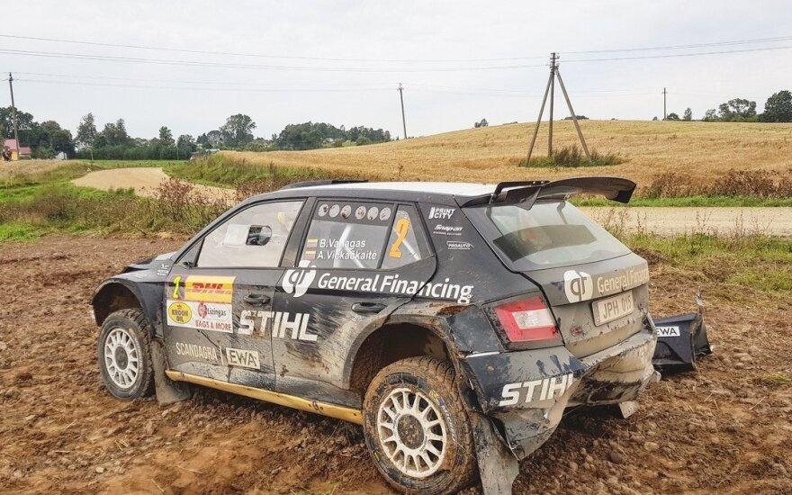 DHL Rally Elektrėnai