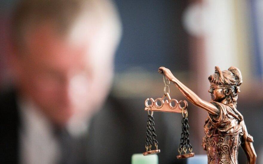 Lietuva viena griežčiausių Europoje savo teisėjams