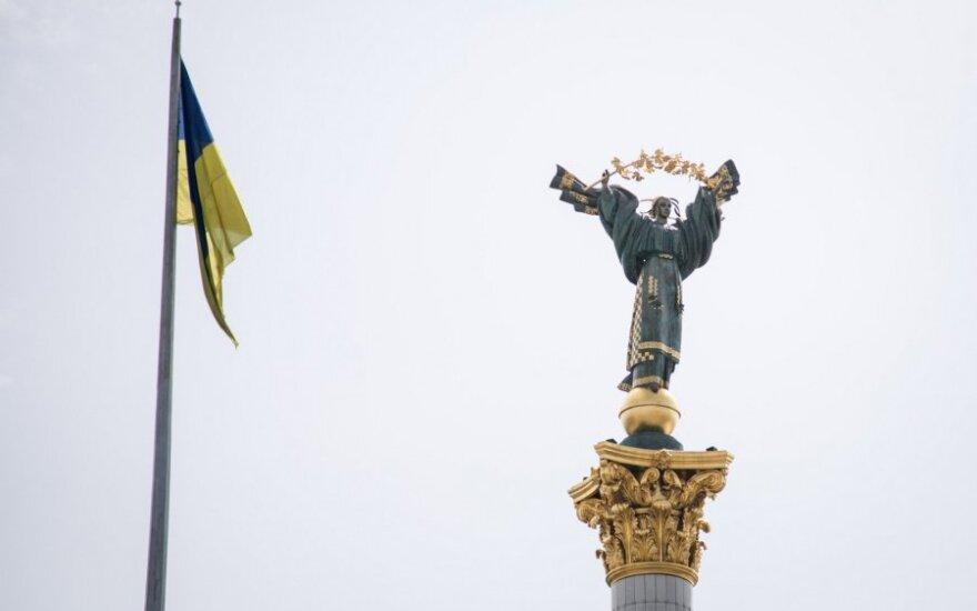 Apklausa: 64 proc. ukrainiečių pasisako už šalies narystę ES
