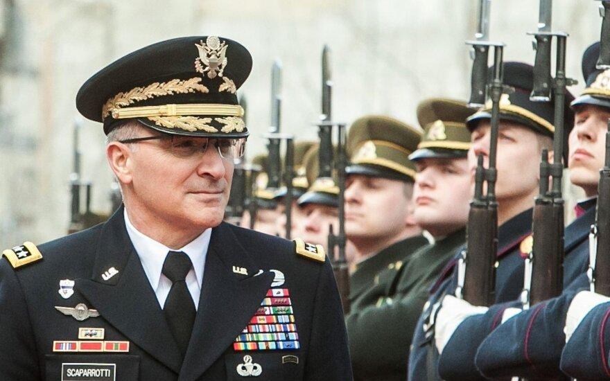 """НАТО заявило о готовности ответить на """"растущую угрозу со стороны России"""""""