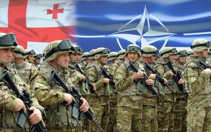 Why Georgia cannot and should not be NATO member
