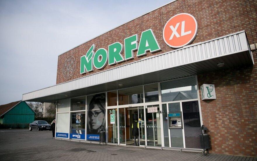 """""""Norfos"""" salės darbuotojui Vilniuje nustatytas COVID-19: pirkėjai turėtų kreiptis į NVSC karštąją liniją"""